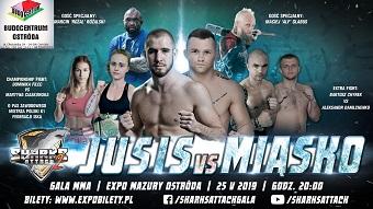 Budocentrum Ostróda jednym ze sponsorów gali MMA w Ostródzie‼️