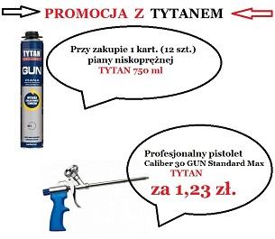 Wracamy z TYTANEM – promocja!!!